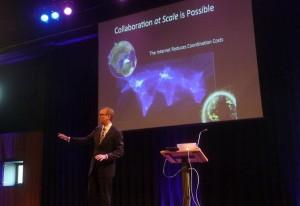 Brad Wheeler op EuroSakai 2011 (Amsterdam)