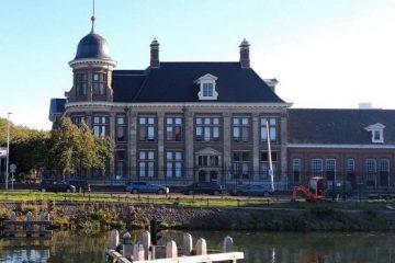 Muntgebouw in Utrecht